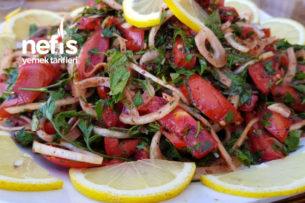 Dezgah Salatası Tarifi