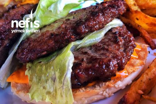 Evde Hamburger Köftesi Yapımı Tarifi