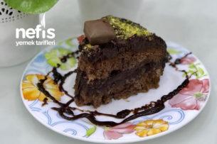 Hazır Tadında Çikolatalı Pasta Tarifi