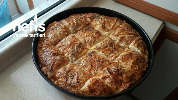 Kendini Kek Sanan Hazır Yufka Böreği