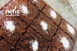 Klasiklerden Islak Kek (Sosu Yumurtasız) Tarifi
