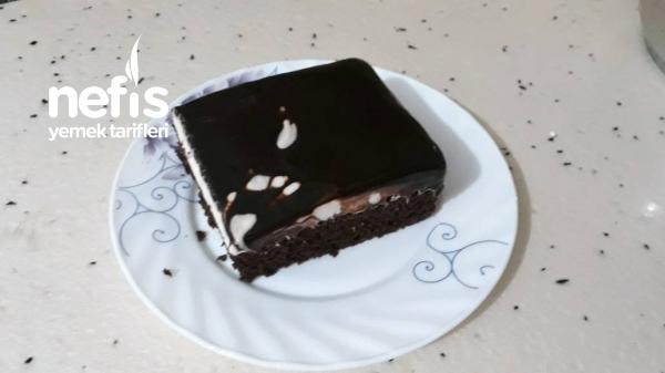 Nescafeli Ağlayan Pasta ( Muhteşem )
