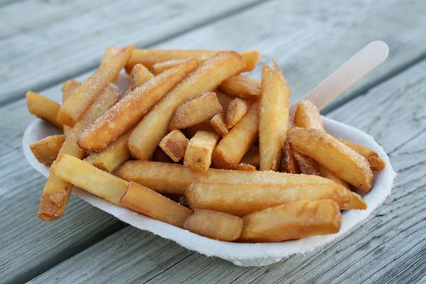 1 adet patates kızartması kaç kalori