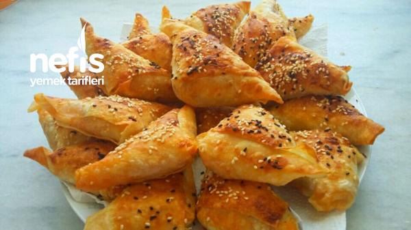 Patatesli Çıtır Börek(İç Harcı Çiğden)
