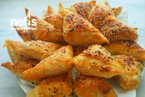 Patatesli Çıtır Börek (İç Harcı Çiğden) Tarifi