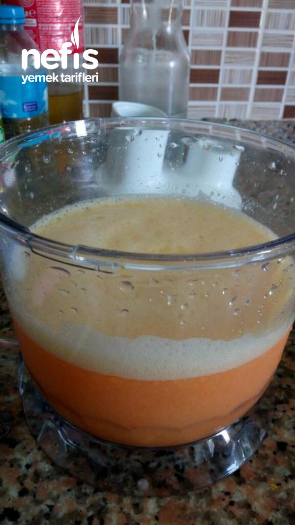 Şeftalili Limonata