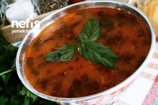Zeytinyağlı Semizotu Çorbası (Şifa Niyetine) Tarifi