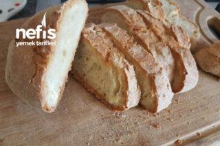 Dumanı Üstünde Ev Ekmeği Tarifi