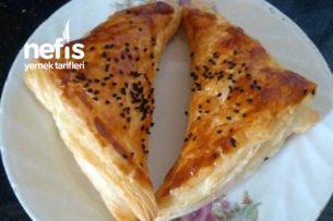 Pratik Peynirli Milföy (Peynir Dışında Başka Bir Şey Olabilir) Tarifi