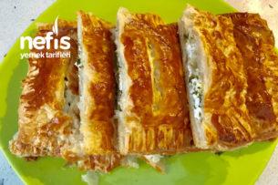 Tepsi Böreği Tadında Milföy Tarifi