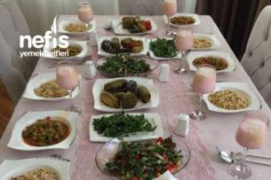 Eltimde Öğlen Yemeği Menüsü Tarifi