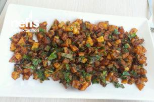 Kahvaltılık Patates Salatası Tarifi