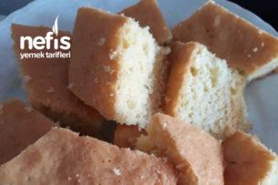 Puf Kek (Sütsüz Ve Yoğurtsuz) Tarifi