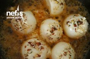 Yumurta Tereyağlı Tarifi