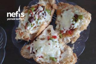 Kahvaltılık Kıtır Ekmekler Tarifi