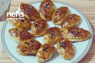 Hamurunda Peynir Olan Nefis Dereotlu Poğaça Tarifi