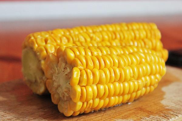 haşlanmış mısır kalori