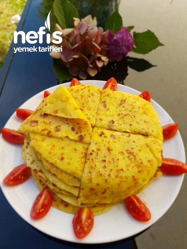 Kahvaltiniz İcin Mükemmel Lezzetle Patatesli Peynirli