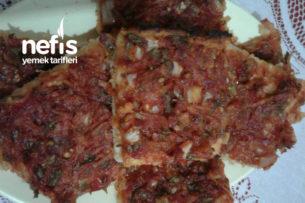 Nefis Pratik Ev Pizzası Tarifi