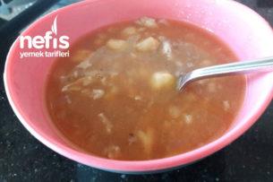 Tavuklu Buğday Çorbası Tarifi