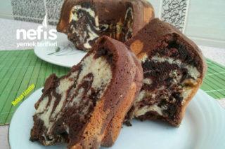 Yumuşacık Üzümlü Mozaik Kek (Çok Kabaran) Tarifi