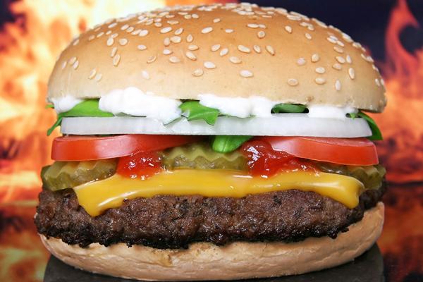 Hangi Hamburger Kaç Kalori? Hamburger Menü Kaç Kalori? Tarifi