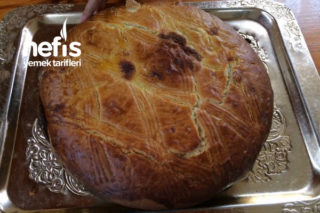 Kül Kömbesi (Ocak Külünde Pişirilen) Tarifi