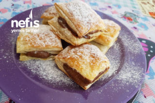 Milföylü Minik Pastalar Tarifi