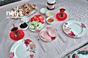 2 Kişilik Kahvaltımız Tarifi