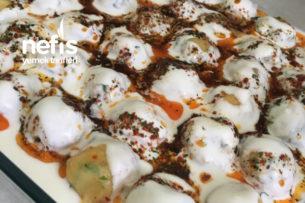 Cevizli Yoğurtlu Patates Topları Tarifi