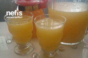 Portakal Limon Karışımlı İçecek Tarifi