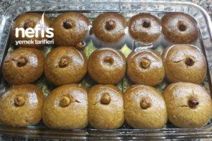 Nefis Şekerpare (Yapımı Çok Kolay) Tarifi
