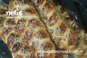 Tel Tel Tatlı Bayram Çöreği Tarifi