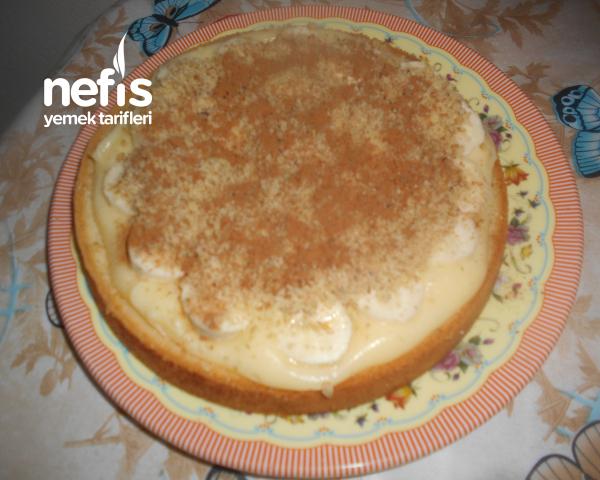 Muzlu Doğumgünü Pastası