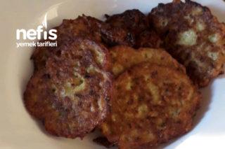 Patates Kabak Mücveri Tarifi