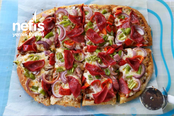 Pizza Mamma Mia Tarifi
