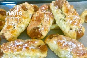 Kaymaklı Elmalı Pasta Tarifi