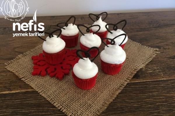 Red Velvet Cupcake Tarifi