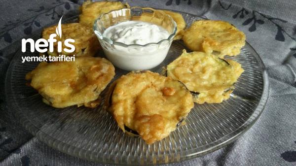 Yunan Usulü Patlıcan Kızartması (yunan Mutfağı)