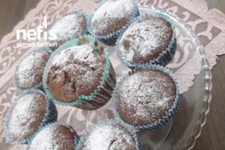 Havuçlu Tarçınlı Cevizli Muffin Kek Tarifi