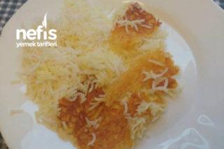 İran Pilavı (Dibi tutmuş pilav) Tarifi