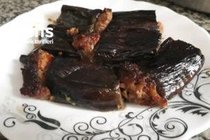 Tepsi Kebabı (Patlıcanlı,Kıymalı) Tarifi