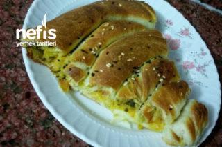 Yumuşacık El Açması Patatesli Börek (Fotoğraflı Anlatım) Tarifi