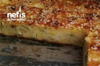Patatesli Kek ( Resmen Börek Gibi ) Tarifi