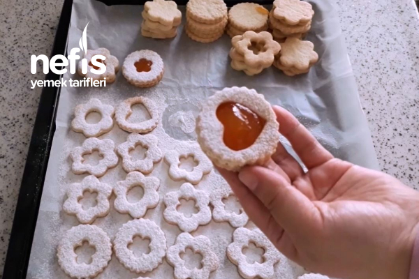 Marmelatlı Kurabiye (videolu)