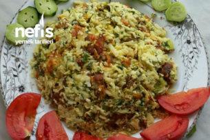 Patatesli Omlet Tarifim