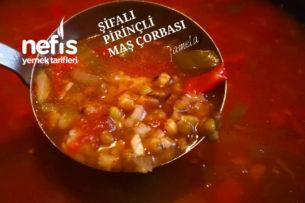 Pirinçli Maş Çorbası Tarifi Grip İçin Birebir Çorba