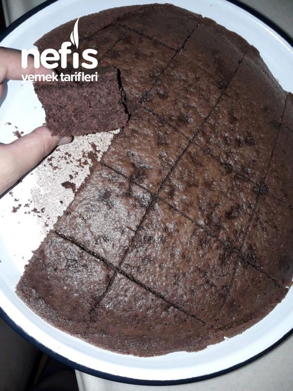 Sütsüz Nequikli Kek