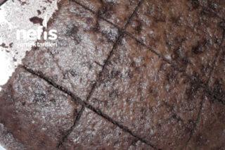 Sütsüz Nesquikli Kek Tarifi