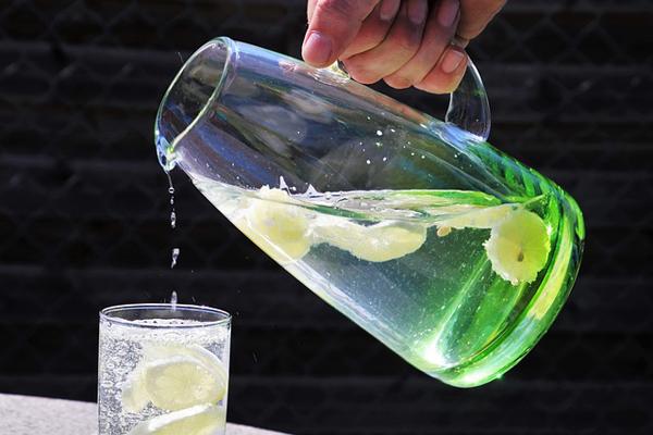 feridun kunak tarçınlı limonlu su